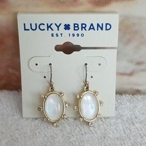 New Lucky Brand Drop Earrings